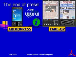takeop si audiopress