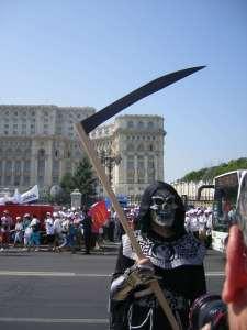 manifestatie 15 iunie