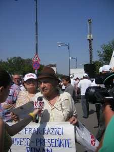 manifestatie 15 iunie 2010