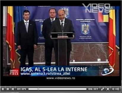 videonews ministerul de interne