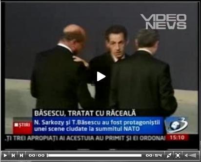 sarkozy summit nato videonews