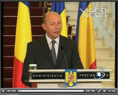videonews conferinta basescu austeritate