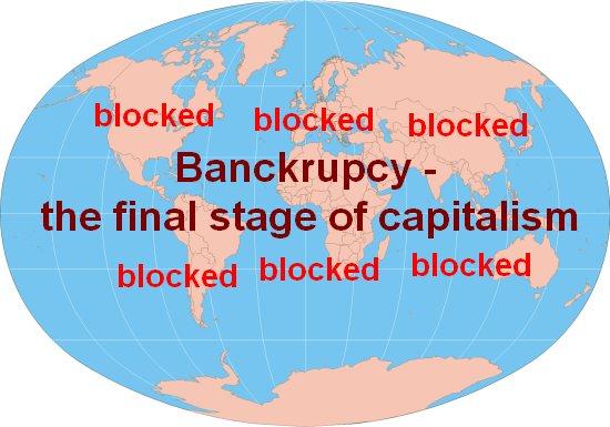 faliment mondial