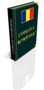 codexul romaniei